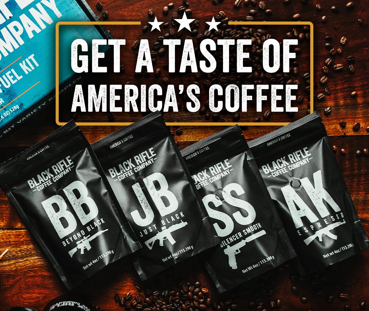 Get a Taste of America's Coffee